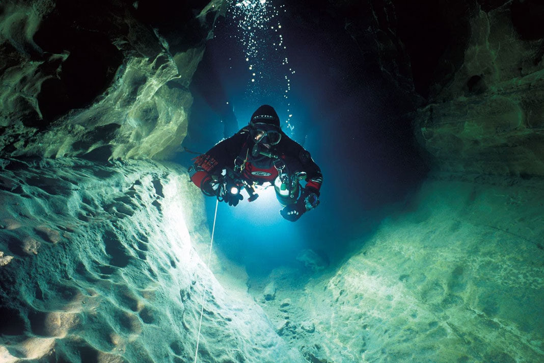 Meet The South African Diver Who Helped With The Thai Cave