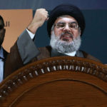 Terror leader Hassan Nasrallah. (AP Photo/Hussein Malla, File)
