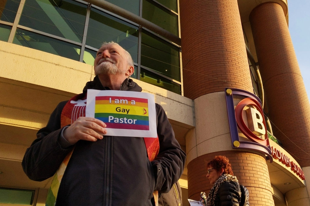 Gay UMC Pastor