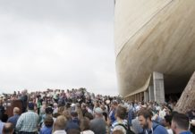 This Life-Size Replica of Noah's Ark
