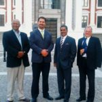 Dr Ruben Richards , Dr Arno van Niekerk, Errol Naidoo and Advocate Alan Nelson.