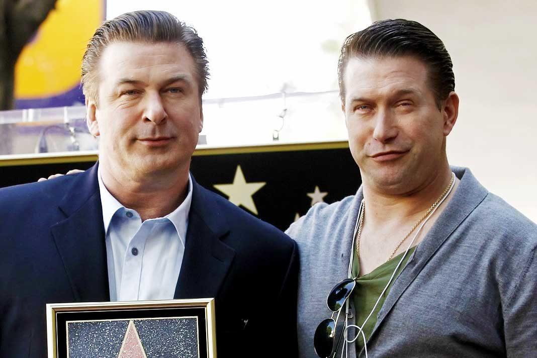 Stephen and Alec Baldwin