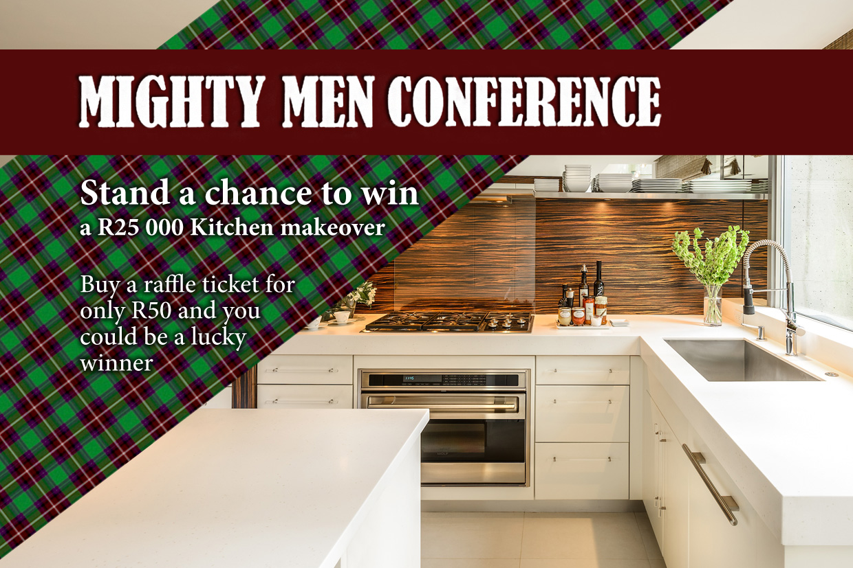 Win A R25 000 Kitchen Makeover – Support Mighty Men Today ...
