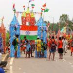 India religious protest