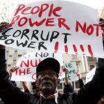 Anti corruption protests