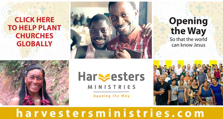 Harvesters Ministries