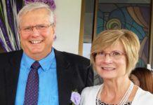 Rev. Dwight and Mary Kay Martin