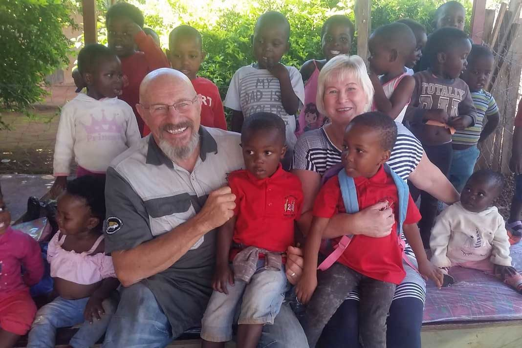 Mokgoba Village Missions