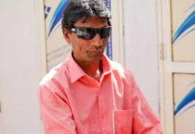 Blind Pastor