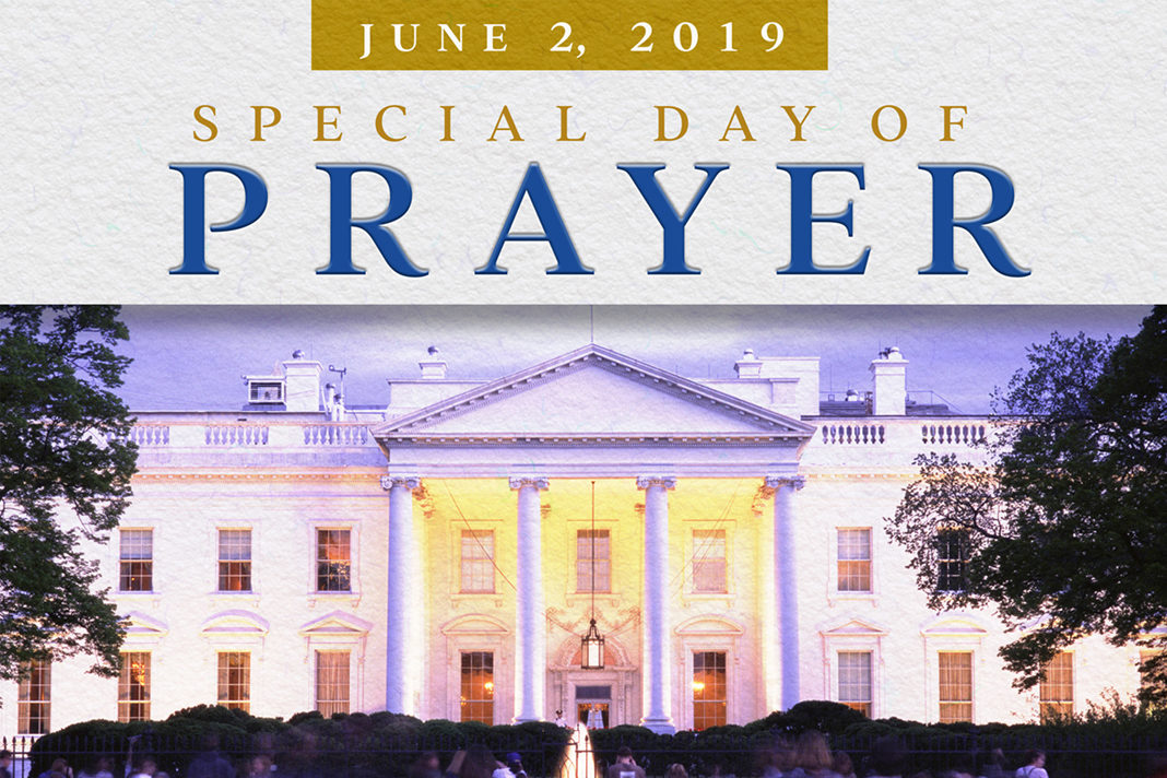 Franklin Graham Announces 'Special Day Of Prayer' Against Enemies Of