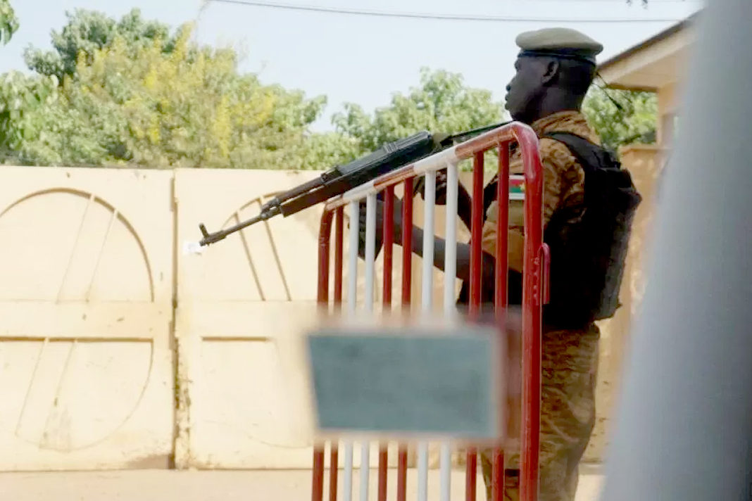 There has been a sharp increase in the number of jihadist attacks in Burkina Faso over the last two years. (Issouf Sanogo/AFP/Getty Images/file photo)