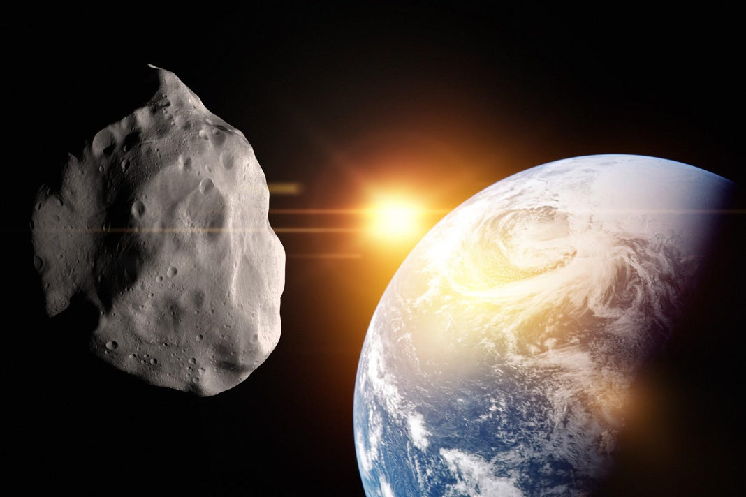 ASTEROID NAMED 'GOD OF CHAOS'