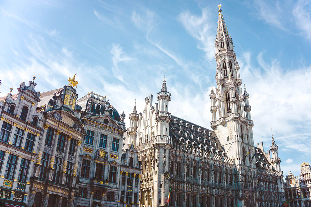 Brussels. / Yeo Khee. Unsplash. See more: http://evangelicalfocus.com/europe/4498/Belgian_Evangelical_Mission_starts_a_new_journey