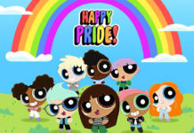 Cartoon Network Promoting LGBT Pride Month