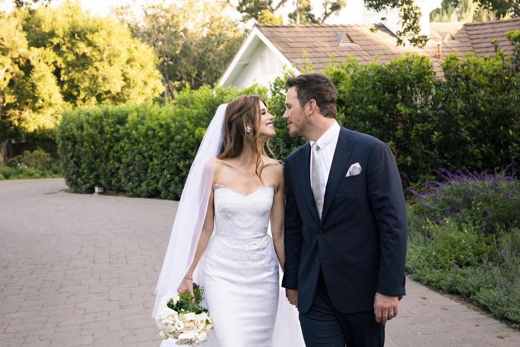 Chris Pratt Marries Katherine Schwarzenegger