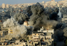 Fires Ravaging Israel, Iraq and Syria