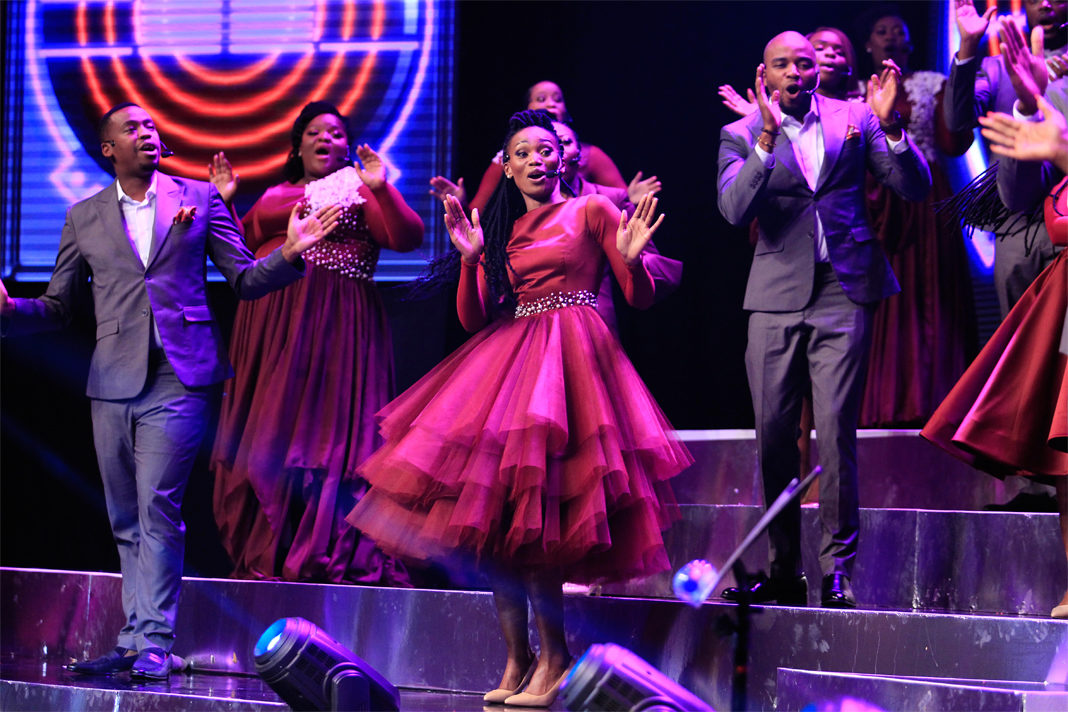 MTN Joyous Celebration Returns To The City Of Cape Town With A