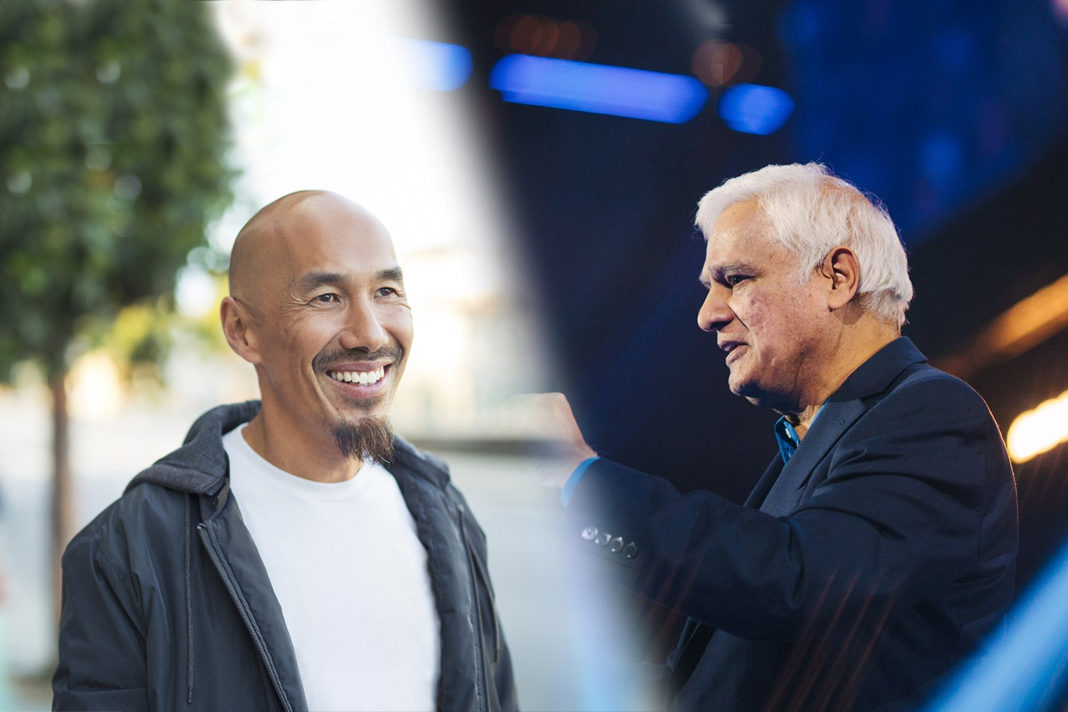 Ravi Zacharias and Francis Chan