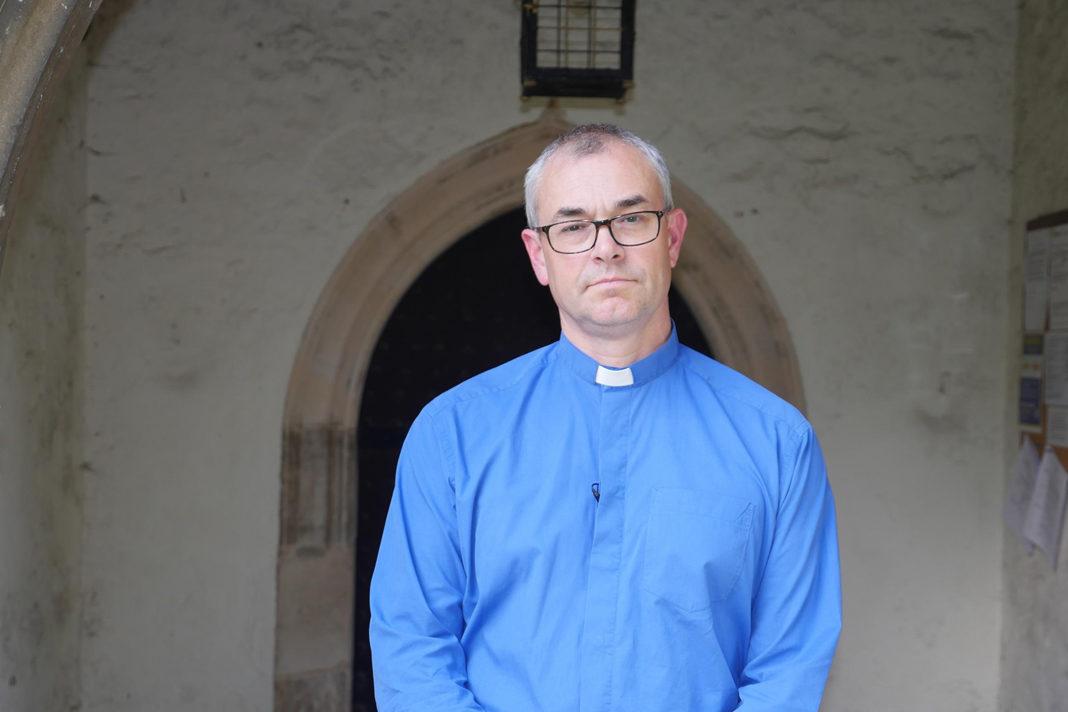Rev. John Parker