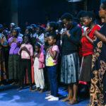 Uganda Church service