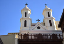 Church in Egypt