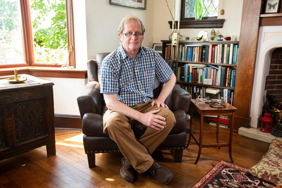 Doctor David Mackereth