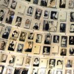 Hall of Names at Yad Vashem Holocaust Museum