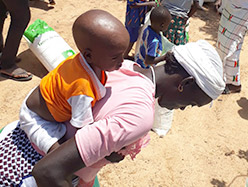 """Thousands of Christians in Burkina Faso are displaced and destitute, having fled from murderous terrorists who threaten them: """"Flee, convert or die."""""""