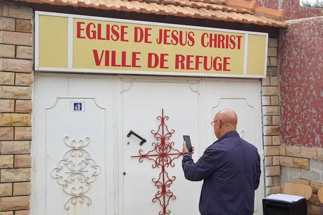 Church in Algeria