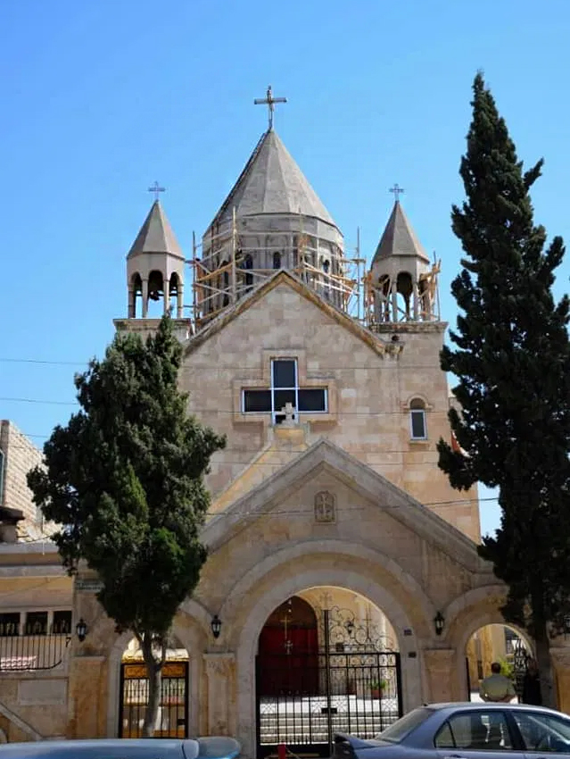 This image has an empty alt attribute; its file name is armenian-church-begins-rebuilding-in-aleppo3.jpg