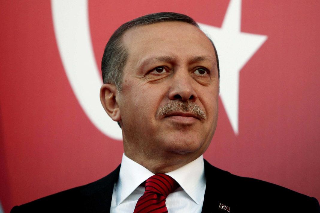 President of Turkey Recep Tayyip Erdoğan