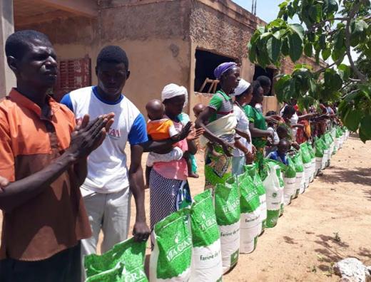 Christians in Burkina Faso