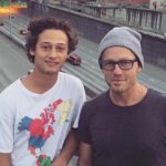 TobyMac and his 21-year-old son Truett Foster Mckeehan