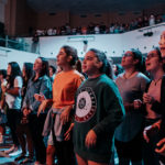 Hundreds of teenagers attended Reboot 2019. / Samuel Babdiola