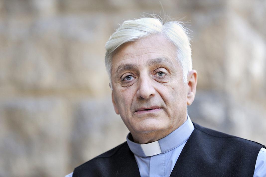 Bishop of Aleppo Antoine Audo