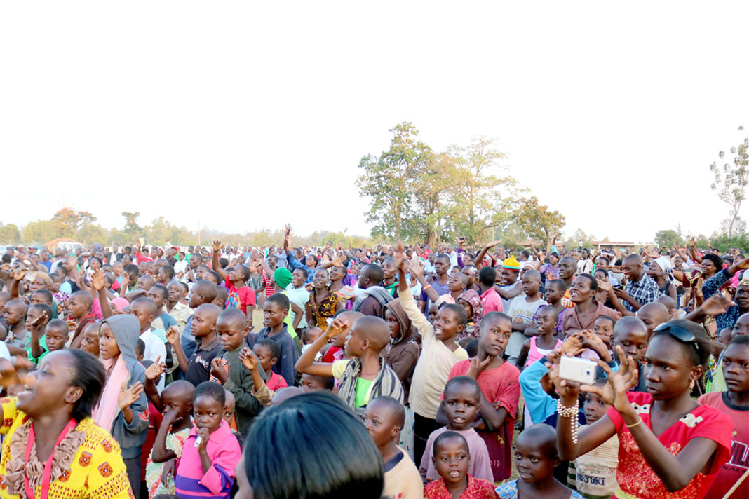 Gospel Crusade Africa