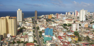 La Habana Cuba. / Wikimedia. See more: http://evangelicalfocus.com/blogs/4865/Cuban_evangelicals_defend__freedom_of_expression_in_a_public_letter