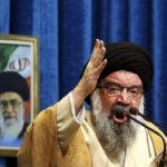 Iranian senior cleric Ahmad Khatami. (AP/Ebrahim Noroozi)