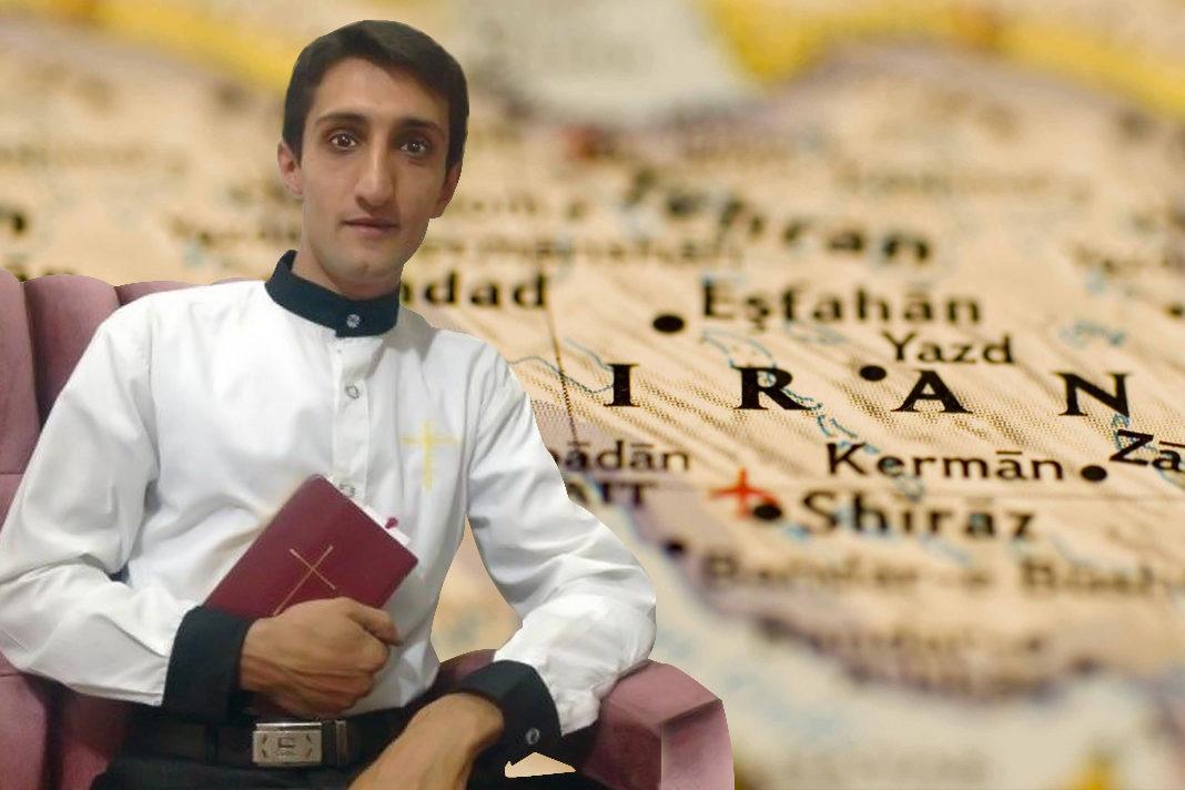 Iranian Christian convert Ebrahim Firouzi