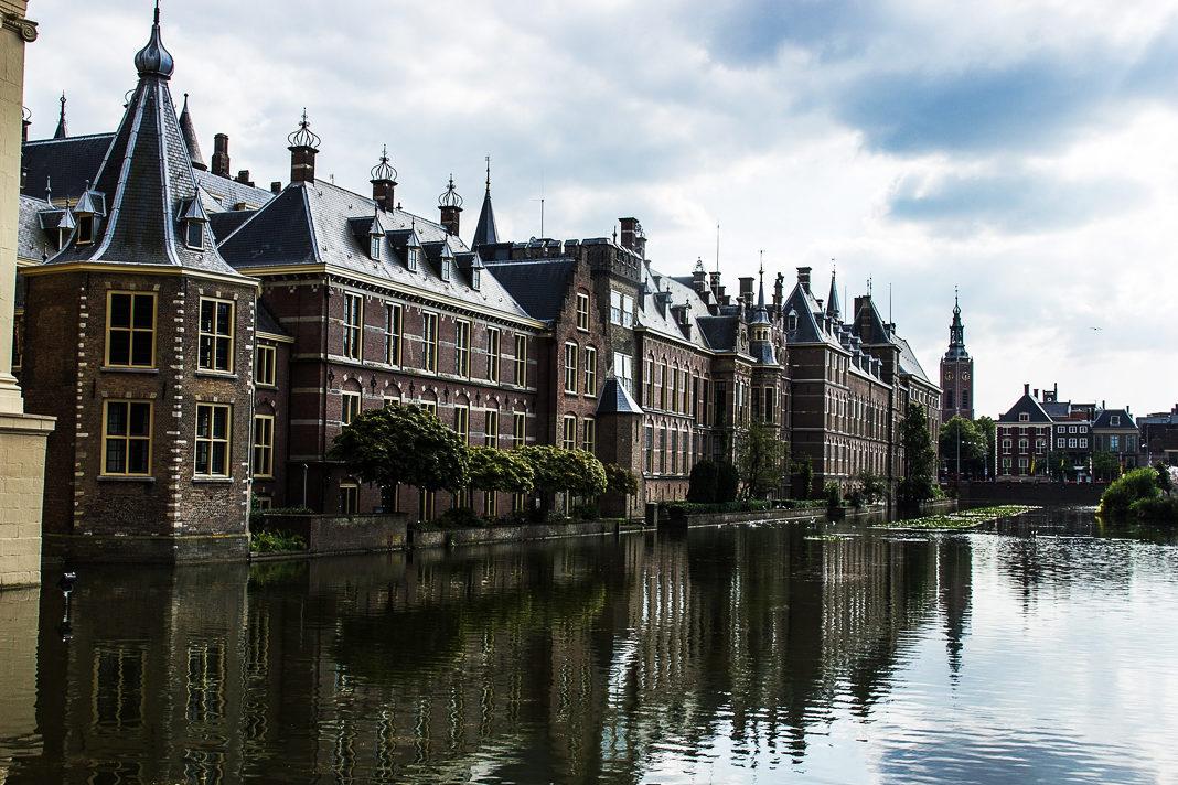 Dutch Parliament Building