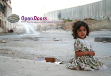 Open Doors pray for persecuted Christian children
