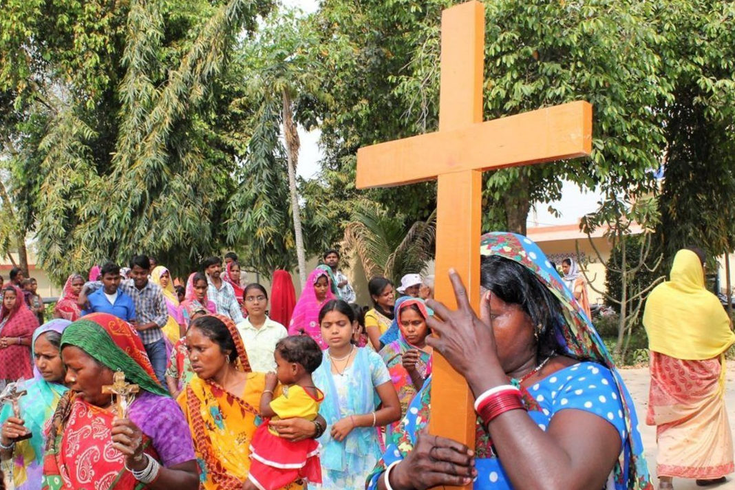 Christian religion in India