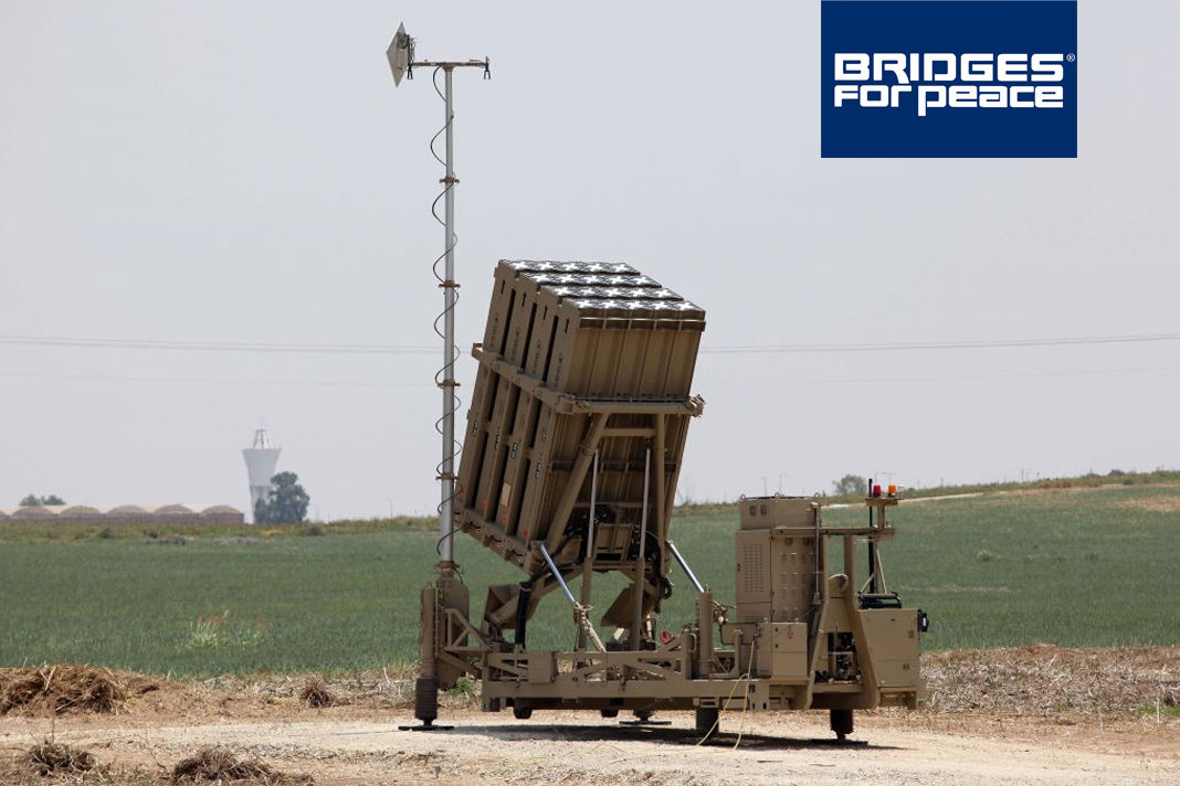 Israel seeks to create a digital equivalent to the Iron Dome to fend off cyber attacks (Talucho/Flash90)
