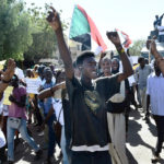 March For Jesus in Sudan