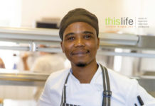 The power of words: a schoolteacher's encouraging words set Ayanda Matomela on the path to chefdom | Photo: Ronelle de Villiers