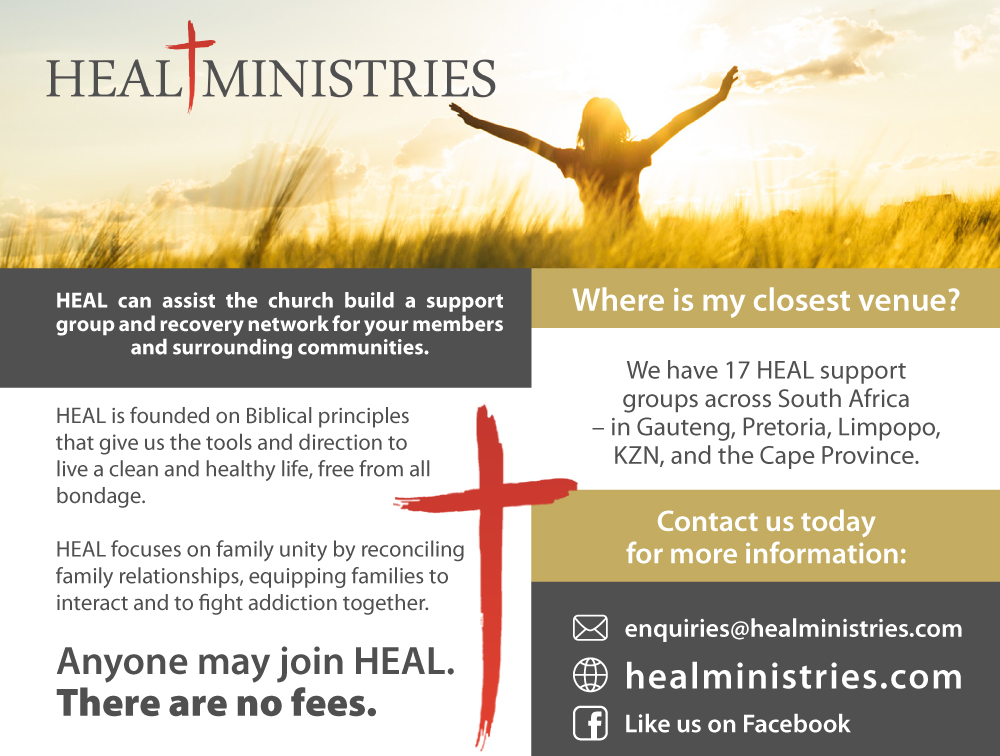 Heal Ministries