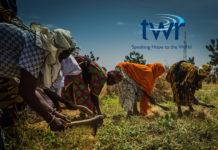Woman in Lesotho