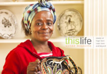 Knocked down but up again: award-winning ceramicist Punch | Photo: African Bear Photography