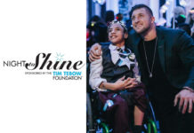 Night to Shine tim tebow 2020