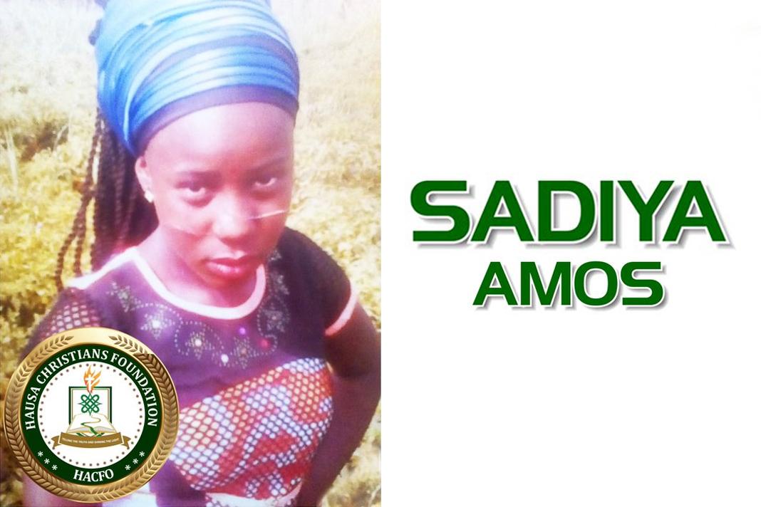 Sadiya Amos